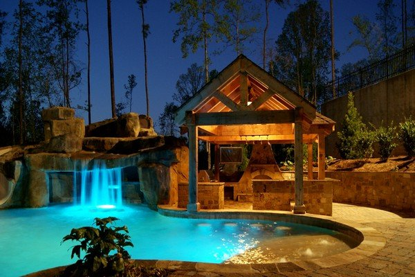 Outdoor Living Designs by Southern Poolscapes